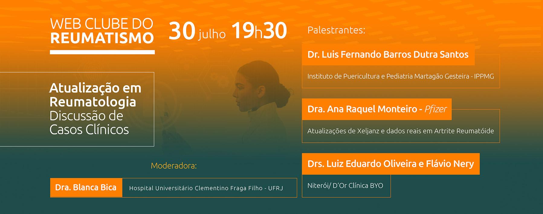 Web Clube do Reumatismo – Atualizações da Reumatologia