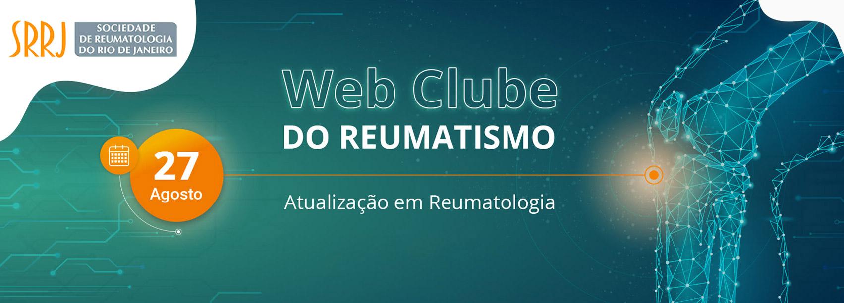 Web Clube – Atualização em Reumatologia