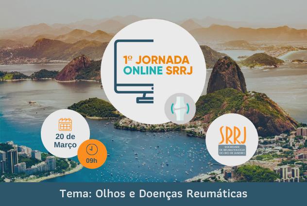 1ª Jornada de Olhos e Doenças Reumatológicas – Evento online