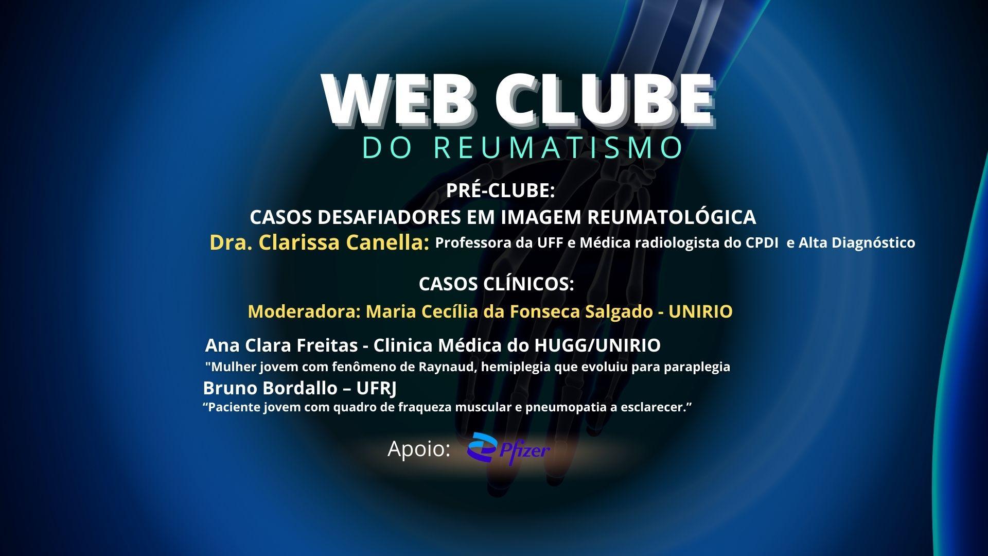 WEB CLUBE DO REUMATISMO
